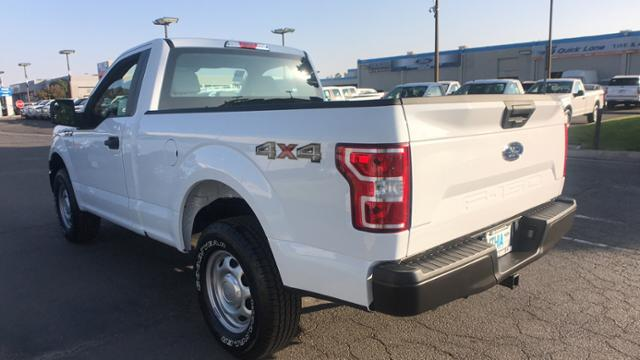 2018 F-150 Regular Cab 4x4,  Pickup #JKF94332 - photo 5