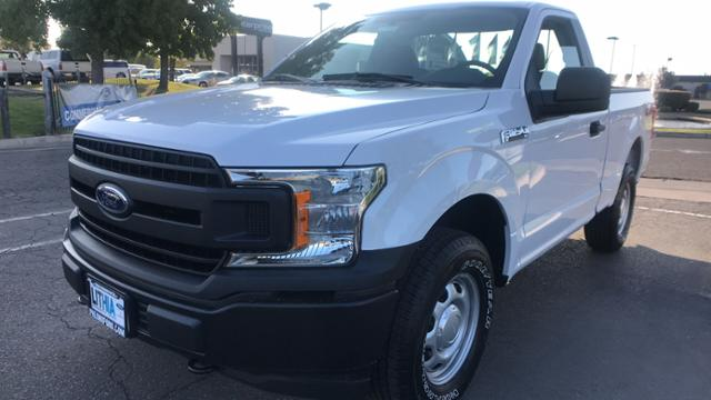 2018 F-150 Regular Cab 4x4,  Pickup #JKF94332 - photo 7