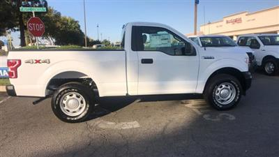 2018 F-150 Regular Cab 4x4,  Pickup #JKF94332 - photo 3