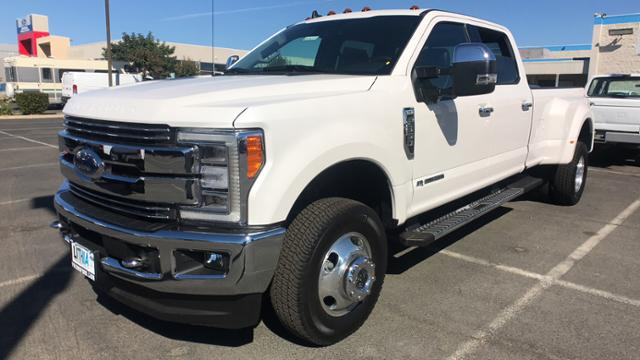 2019 F-350 Crew Cab DRW 4x4,  Pickup #KEC51210 - photo 8