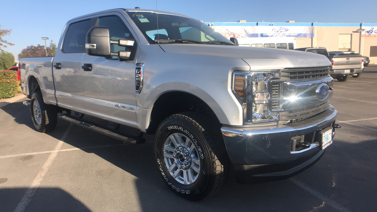 2019 F-250 Crew Cab 4x4,  Pickup #KEC58519 - photo 1