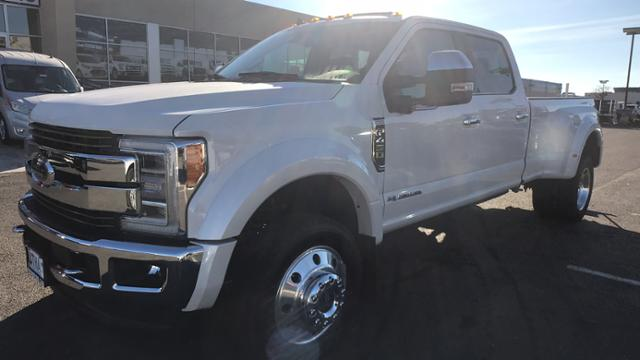 2019 F-450 Crew Cab DRW 4x4,  Pickup #KEC58521 - photo 8