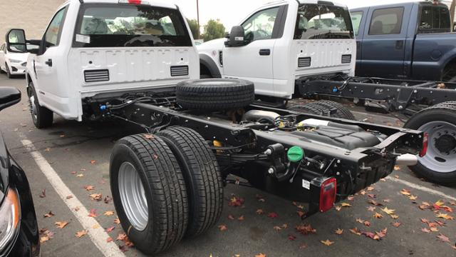 2019 F-350 Regular Cab DRW 4x2,  Cab Chassis #KED12513 - photo 2