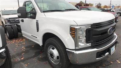 2019 F-350 Regular Cab DRW 4x2,  Cab Chassis #KED12513 - photo 1