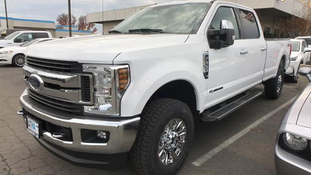 2019 F-350 Crew Cab 4x4,  Pickup #KED53268 - photo 2