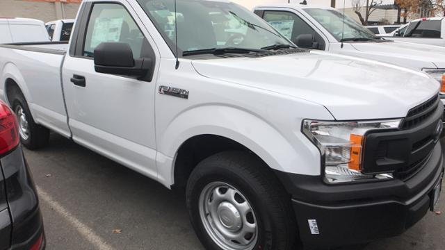 2019 F-150 Regular Cab 4x2,  Pickup #KKC04243 - photo 1