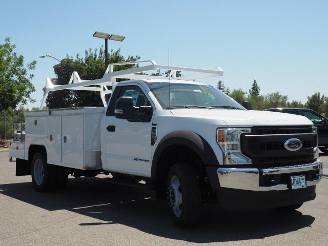 2020 Ford F-550 Regular Cab DRW RWD, Scelzi Combo Body #LDA05363 - photo 1