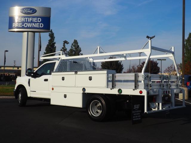2020 Ford F-350 Regular Cab DRW 4x2, Scelzi Contractor Body #LEE53348 - photo 1