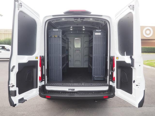 2020 Ford Transit 250 Med Roof 4x2, Knapheide Upfitted Cargo Van #LKB79349 - photo 1