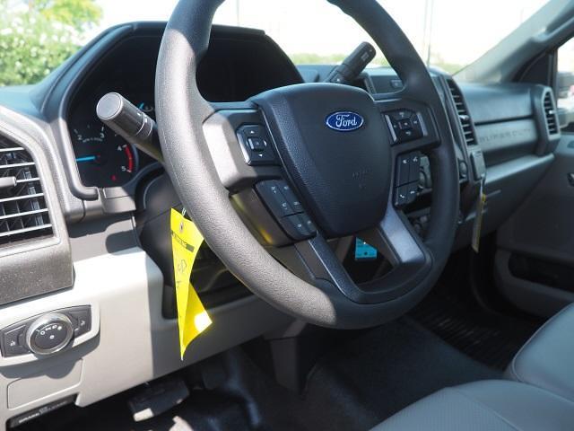 2021 F-600 Regular Cab DRW 4x2,  Scelzi CTFB Contractor Body #MDA12662 - photo 18