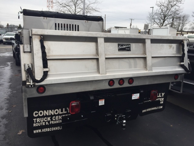2019 Silverado 3500 Regular Cab DRW 4x4,  Easterner Dump Body #104902 - photo 2