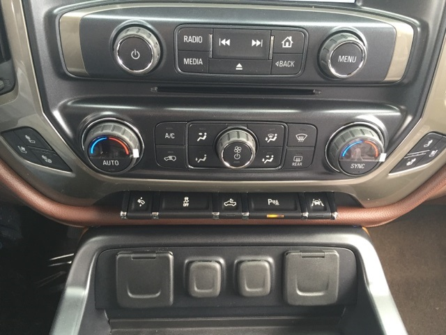 2018 Silverado 1500 Crew Cab 4x4 Pickup #108343 - photo 15