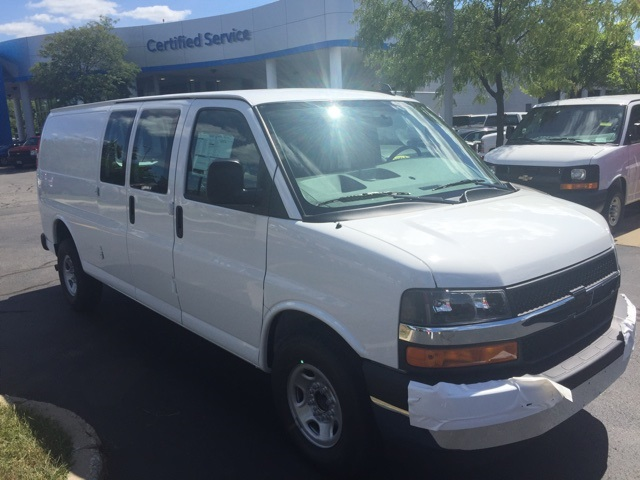 2017 Express 2500 Cargo Van #111313 - photo 3