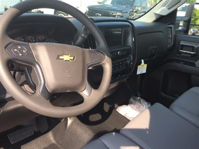 2019 Silverado 3500 Regular Cab DRW 4x4,  Cab Chassis #123353 - photo 9
