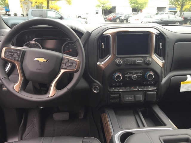 2019 Silverado 1500 Crew Cab 4x4,  Pickup #124397 - photo 12