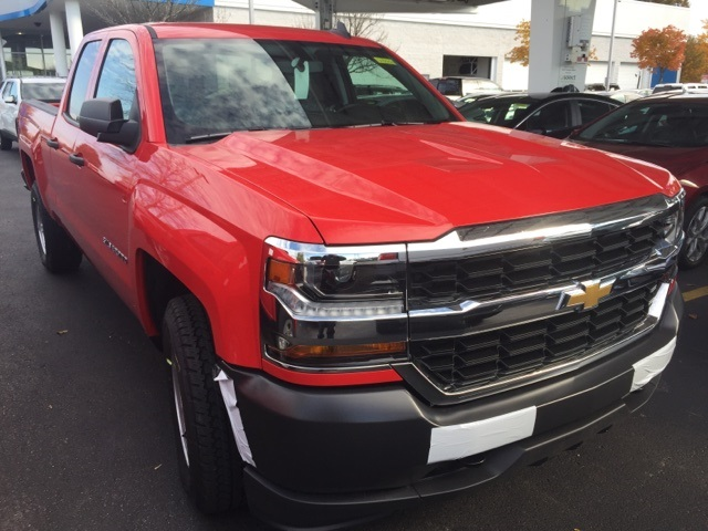 2019 Silverado 1500 Double Cab 4x4,  Pickup #128001 - photo 3