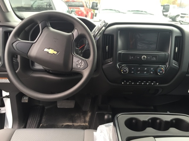 2019 Silverado 3500 Crew Cab DRW 4x4,  Dump Body #133090 - photo 10