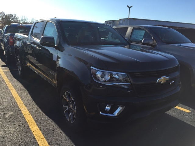 2018 Colorado Crew Cab 4x4 Pickup #159148 - photo 3