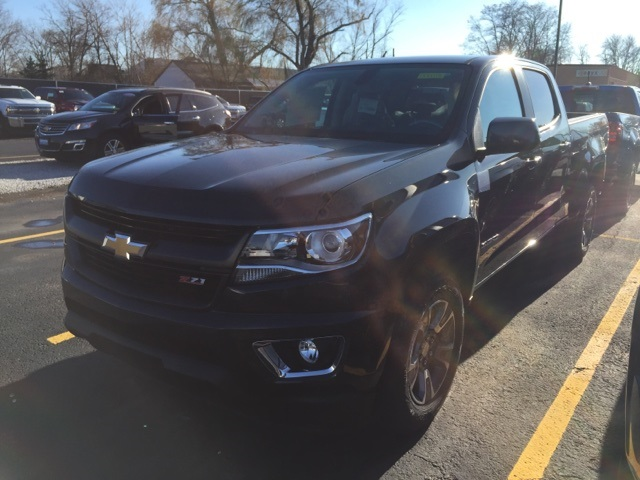 2018 Colorado Crew Cab 4x4 Pickup #159148 - photo 1