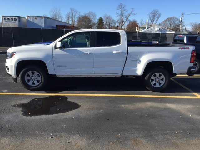2018 Colorado Crew Cab 4x4, Pickup #162507 - photo 4