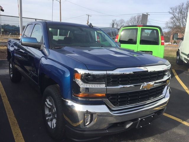 2018 Silverado 1500 Extended Cab 4x4 Pickup #189501 - photo 3