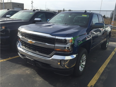 2018 Silverado 1500 Extended Cab 4x4 Pickup #189501 - photo 1