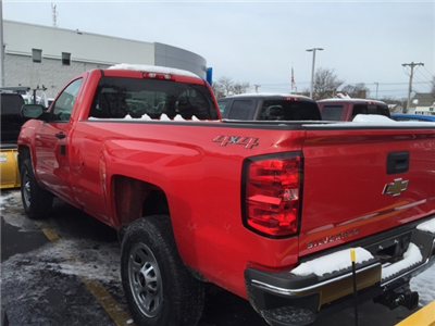 2018 Silverado 2500 Regular Cab 4x4 Pickup #197621 - photo 2