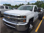 2017 Silverado 3500 Regular Cab 4x4, Cab Chassis #207382 - photo 1