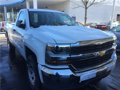 2018 Silverado 1500 Regular Cab 4x4, Pickup #213026 - photo 3