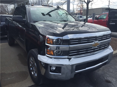 2018 Silverado 2500 Crew Cab 4x4, Pickup #216339 - photo 2