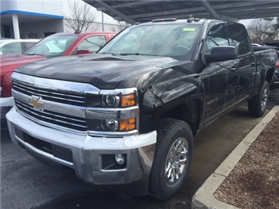 2018 Silverado 2500 Crew Cab 4x4, Pickup #216339 - photo 1