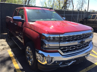2018 Silverado 1500 Double Cab 4x4,  Pickup #216659-1 - photo 3