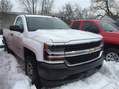 2018 Silverado 1500 Regular Cab 4x4, Pickup #218735 - photo 1