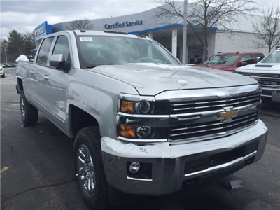 2018 Silverado 2500 Crew Cab 4x4, Pickup #221425 - photo 3