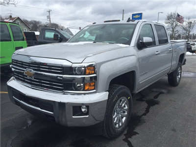 2018 Silverado 2500 Crew Cab 4x4, Pickup #221425 - photo 1