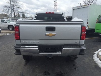 2018 Silverado 2500 Crew Cab 4x4, Pickup #221425 - photo 2
