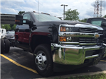 2017 Silverado 3500 Regular Cab 4x4 Cab Chassis #222169 - photo 2