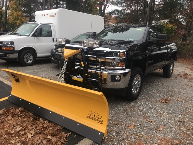 2019 Silverado 2500 Double Cab 4x4,  Fisher Pickup #223815 - photo 1