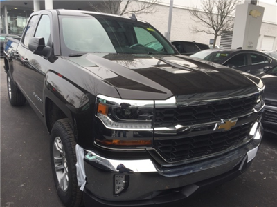 2018 Silverado 1500 Double Cab 4x4, Pickup #224285 - photo 4