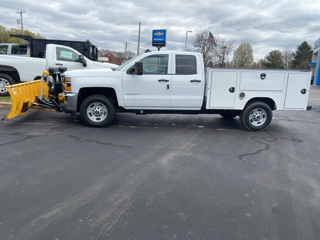 2019 Chevrolet Silverado 2500 Double Cab 4x4, Fisher Pickup #226557 - photo 1