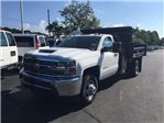 2017 Silverado 3500 Regular Cab 4x4, Dump Body #236451 - photo 1