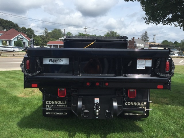 2017 Silverado 3500 Regular Cab 4x4 Dump Body #239125 - photo 2