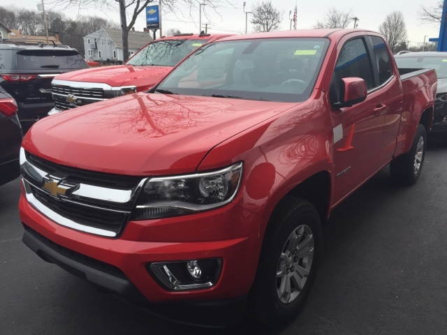 2018 Colorado Extended Cab 4x4, Pickup #250613 - photo 1