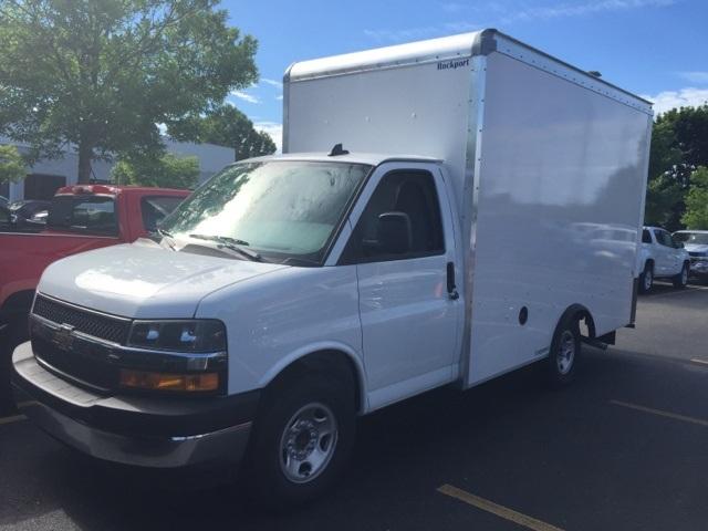 2018 Express 3500 4x2, Rockport Cutaway Van #257320 - photo 1