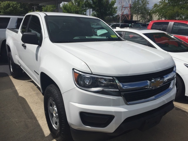 2018 Colorado Extended Cab 4x2,  Pickup #259008 - photo 3