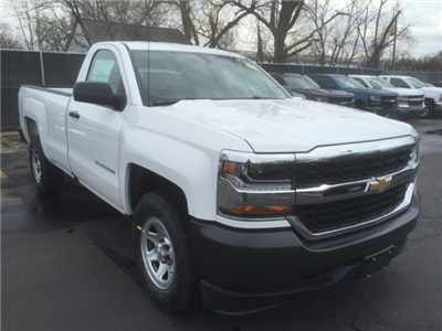 2018 Silverado 1500 Regular Cab 4x2,  Pickup #262897 - photo 3