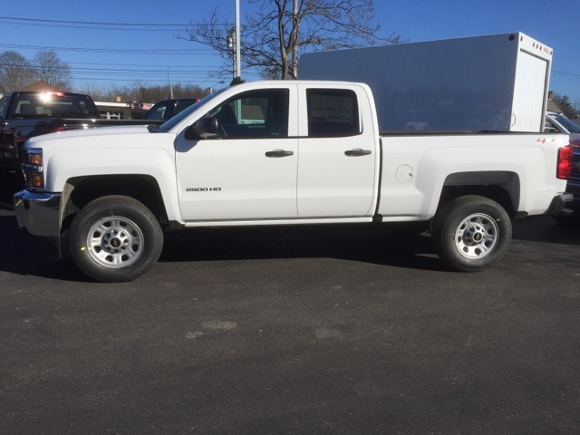 2018 Silverado 2500 Double Cab 4x4,  Pickup #265066 - photo 4