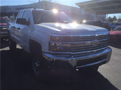 2018 Silverado 2500 Double Cab 4x4,  Pickup #265066 - photo 3