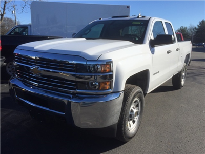 2018 Silverado 2500 Double Cab 4x4,  Pickup #265066 - photo 1