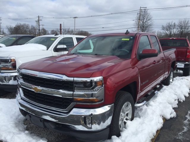 2018 Silverado 1500 Double Cab 4x4, Pickup #269749 - photo 1